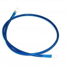 Перемычка аккумуляторная 1.4м,  50мм2, (синий аллюр)