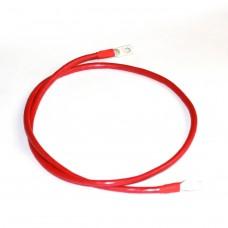 Перемычка аккумуляторная 1.4м,  50мм2, (красный аллюр)