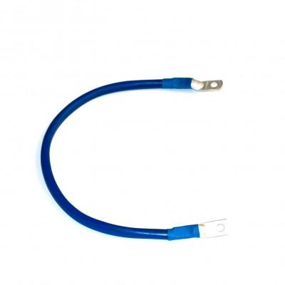 Перемычка аккумуляторная 0,7м,  50мм2, М8 (синий)