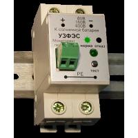 УЗФЭС-3 150В/10кА устройства защиты фотоэлектрических систем от импульсных помех