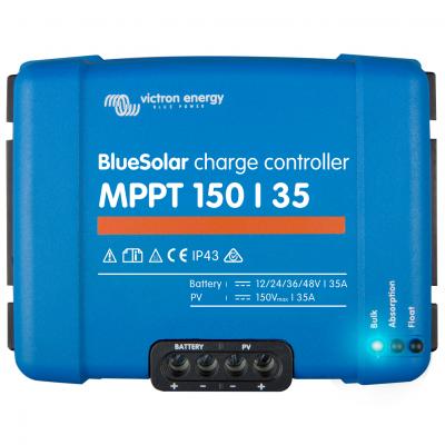 BlueSolar MPPT 150/35 (12-24-48В-35A) Контроллер MPPT Victron Energy