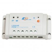 EPsolar LS2024B, (PWM 20A, 12/24В) Контроллер PWM c таймером