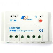 EPSolar LS3024B (PWM, 30A, 12/24А) Контроллер PWM с защитой и таймером