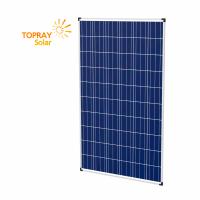TPS-P6U(60)-270W  солнечный модуль поликристалл 270 Вт TOPRAY Solar