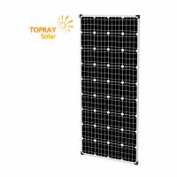 TPS-105S(36)-150W солнечный модуль монокристалл 150 Вт  TOPRAY Solar