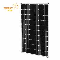 TPS-M6U(60)-280W TopRaySolar Монокристаллический солнечный модуль 280 Вт, 12/24В..