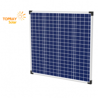 TPS-107S(72)-65W солнечный модуль поликристалл 65 Вт TOPRAY Solar