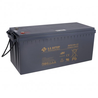 BPS 200-12 B.B.Battery  (12В; 200А*ч) AGM Аккумуляторы