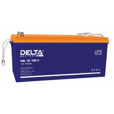 HRL 12-180 X (Delta) Аккумулятор 12В; 180 Ач, AGM