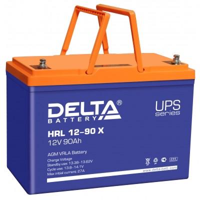 HRL 12-90 X AGM аккумулятор для ИБП (UPS)