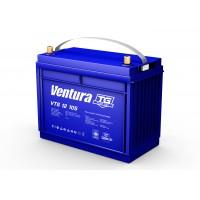 VTG 12-105 (Ventura) Гелевый аккумулятор для цикл.режимов 12В, 135А*ч