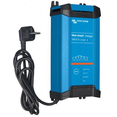 Blue Smart Charger 24/12/Bluetooth, IP22; Зарядное устройство 24В, 12А