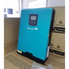Гибридный инвертор SmartWatt eco 5K 48V 60A MPPT контроллер