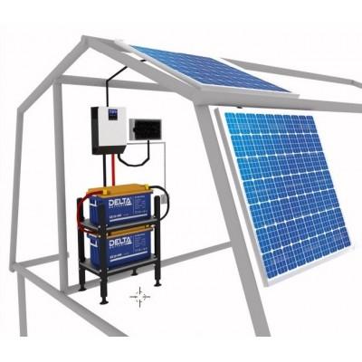 Солнечные автономные электростанции