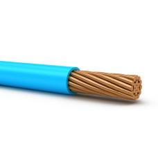 Провод ПВ3 (ПуГВ) 4мм2 Синий