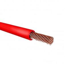 Провод ПВ3 (ПуГВ) 4мм2 Красный