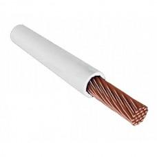 Провод ПВ3 (ПуГВ) 4мм2 Белый
