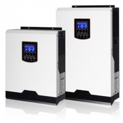 Axpert VP3000-24,  24В Инвертор 2.4 кВт Зарядное устр. 25A Контроллер PWM 50A