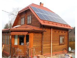 Сетевая солнечная электростанция Schneider Electric 3kW