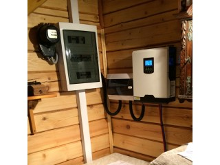 Резервное электроснабжение группы важных потребителей