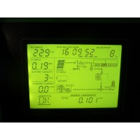 InfiniSolar Plus 5KW Инвертор гибридный (5кВт, 48В, DC60А) MPPT контроллер 10кВт