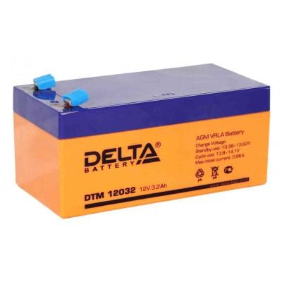 DTM 12032, AGM аккумулятор от Delta Battery