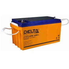 DTM 1265L (Delta) Аккумулятор AGM (12В; 65 Ач)