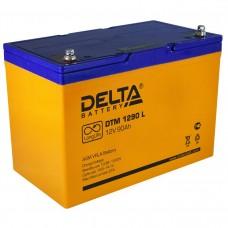 DTM 1290L (Delta) Аккумулятор 12В; 90 Ач, AGM