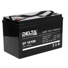 DT 12100 (Delta) Аккумулятор 12В; 100 Ач, AGM