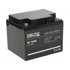 DT 1240 (Delta) Аккумулятор 12В; 40 Ач, AGM