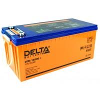 DTM 12200 I (Delta) AGM аккумулятор (12В; 200А*ч) с цифровым дисплеем