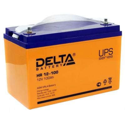 HR 12-100 AGM аккумулятор для ИБП (UPS)