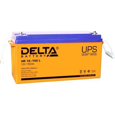 HR 12-150L AGM аккумулятор для ИБП (UPS)