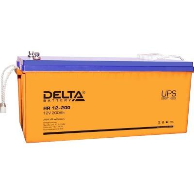 HR 12-200 L AGM аккумулятор для ИБП (UPS)