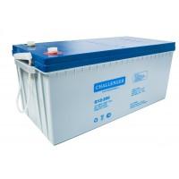 Challenger G12-200  GEL (12В; 200А*ч) Гелевый аккумулятор для автономных систем