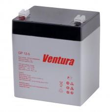 GP 12-5 (Ventura)  Аккумулятор 12В; 5Ач; AGM