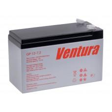 GP 12-7.2 (Ventura)  Аккумулятор 12В; 7.2Ач; AGM