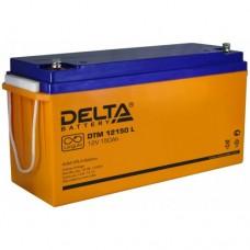 DTM 12150L (Delta) Аккумулятор 12В; 150 Ач, AGM