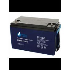 HMG-12-80 (12В; 80 А*ч) Гелевый аккумулятор