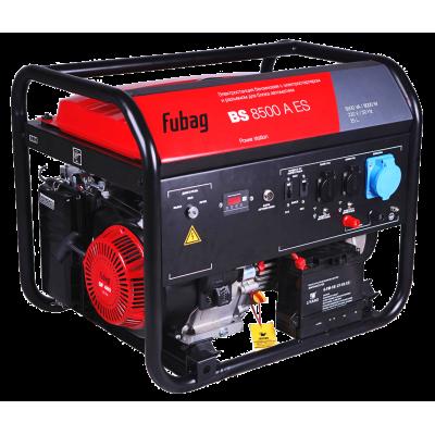 FUBAG BS 8500 A ES, бензиновые электростанции FUBAG серии BS