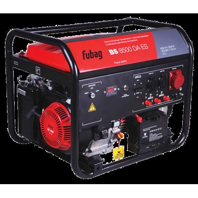 FUBAG BS 8500 DA ES, бензиновые электростанции FUBAG серии BS