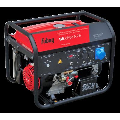 FUBAG BS 6600 A ES, бензиновые электростанции FUBAG серии BS