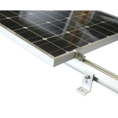 Крепления для солнечных батарей на крышу