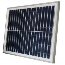 Exmork ФСМ-20П Поликристаллический солнечный модуль 20Вт