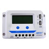 EPsolar  VS2024АU (PWM, 20A, 12/24В) Контроллер PWM с дисплеем