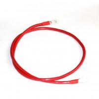 Перемычка аккумуляторная 1.4м,  50мм2, М8 (красный)