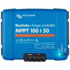 BlueSolar MPPT 100/50 (12/24V-50A) Контроллер MPPT Victron Energy