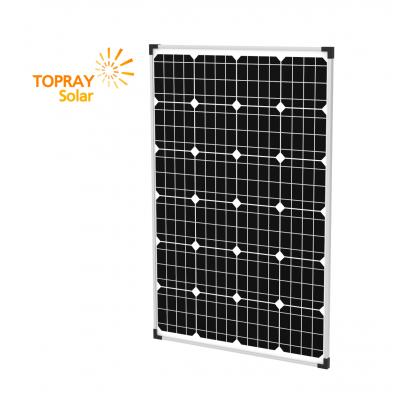 TPS-105S(72)-110W солнечный модуль монокристалл 110 Вт  TOPRAY Solar