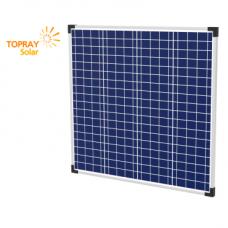 TPS-107S(36)-80W солнечный модуль поликристалл 80 Вт TOPRAY Solar